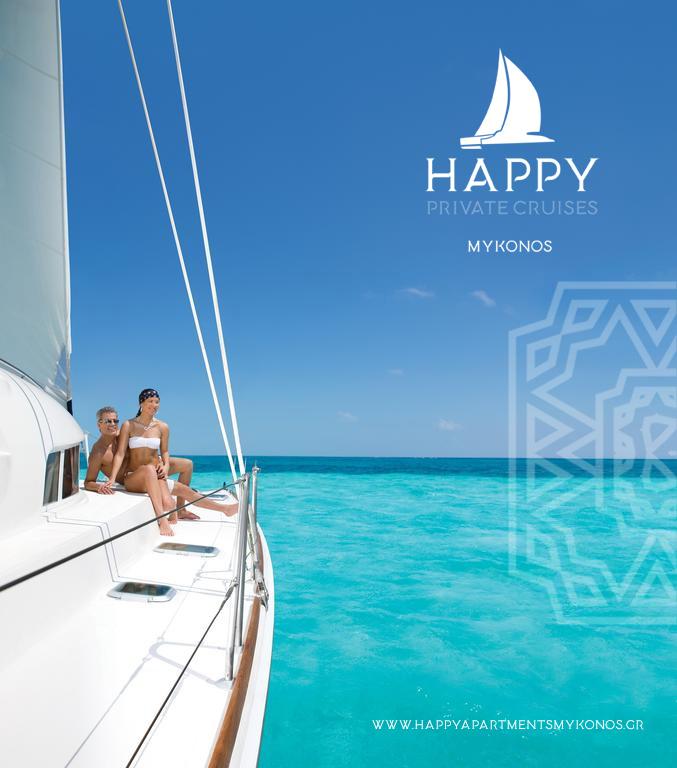 Happy Private Cruises Mykonos
